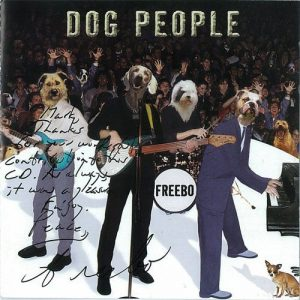 Dog People, by Freebo