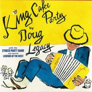 King Cake Party, by Doug Legacy